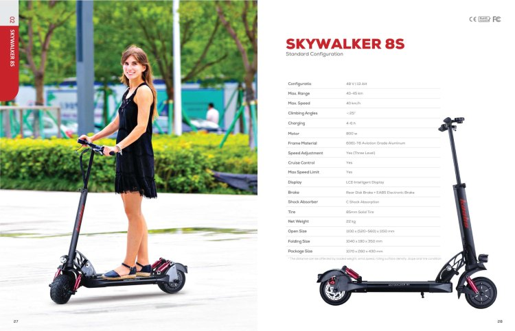 skywalker 8s catalog