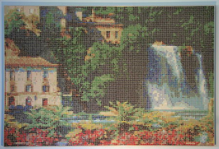 colourful mosaic art see our tile pictures or design your own