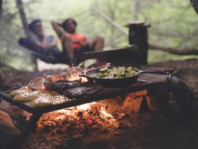 Overnight Campfire