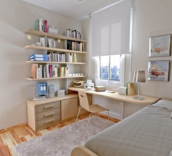 Floating Shelves - Bedroom Ideas For Adults (Tips And Designs)