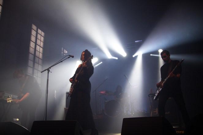 Chelsea Wolfe Sideways-festivaaleilla 2017