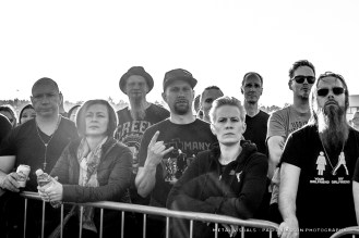 Rock Fest 2017 fans