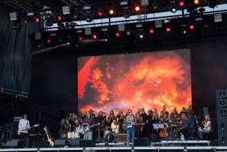 Mikko Joensuu Sideways-festivaalella 2017 Amen 3 -albumin levynjulkaisukeikalla
