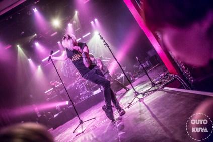 H.E.A.T Tampere Olympia-kortteli 12.4.2018 OutoKuva