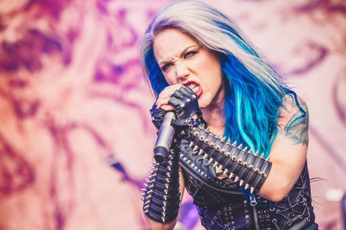 Arch Enemy - Tuska 2018