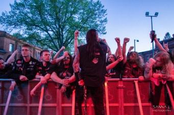 Vital Remains, Steelfest 2019