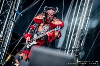 Lordi - Rockfest 2019.