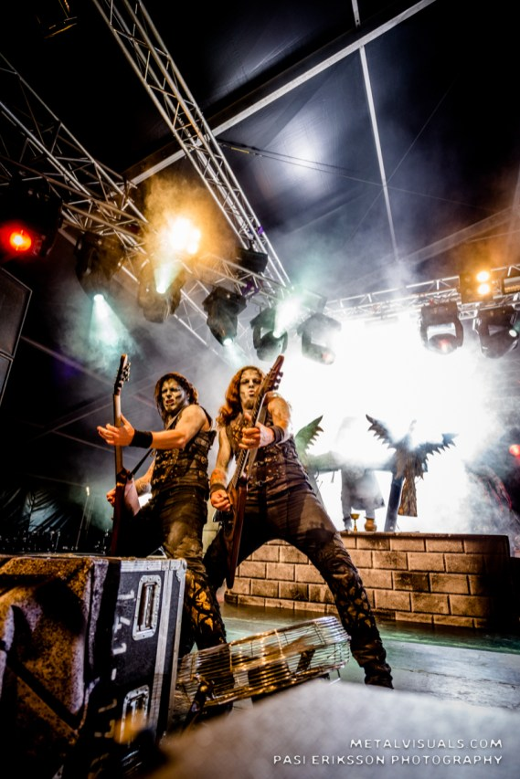 Powerwolf - Rockfest 2019.