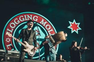 Flogging Molly 27.6.2019 @ Provinssi, Kuva: Eevamaija Virtanen