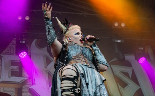 Battle Beast. Rock in the city, Rauma 2019 (10)