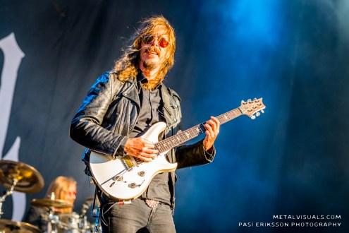 Opeth - Tuska 2019.