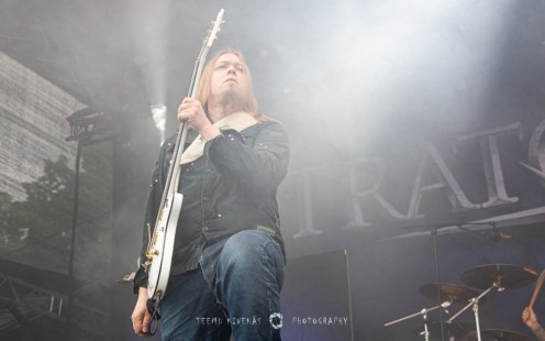 Stratovarius. Rock in the city, Rauma 2019 (2)