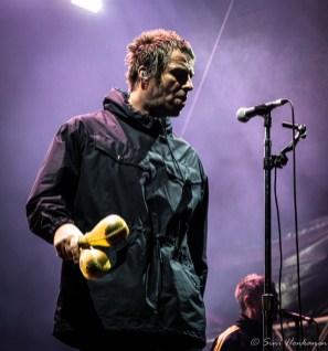 Liam Gallagher, Kaisaniemi