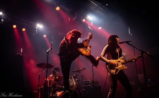 The Last Internationale Circuksessa