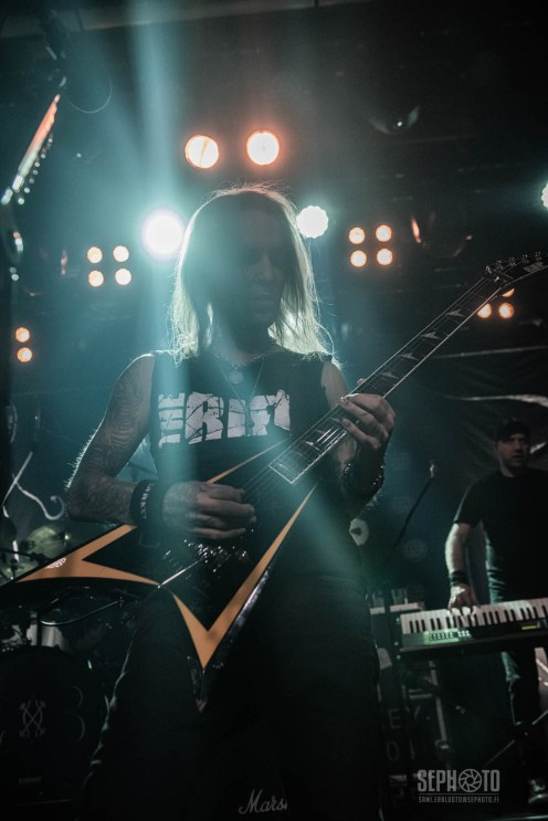 Children of bodom @ Tavastia