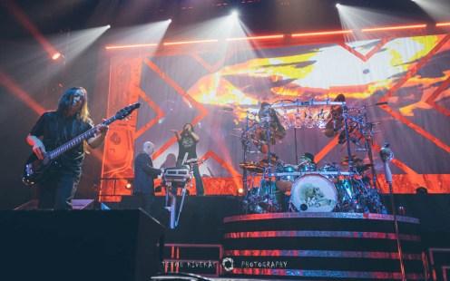 Dream Theater, Helsingin jäähalli. 2020 (19)