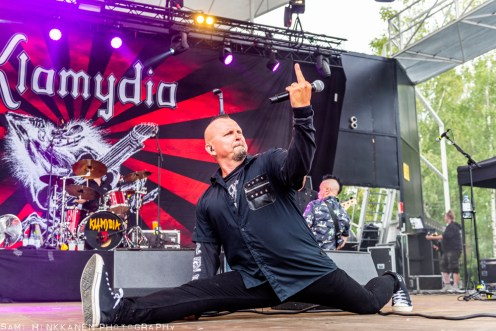 Klamydia - Rock In The City Pori - 2020