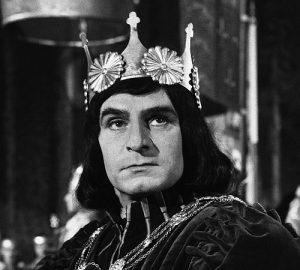 """Shakespeare´s """"Richard III"""" er ikke hsitorieskrivning, og hovedrollens fascinerende morder-figur har meget lidt til fælles med den engelske middelalderkonge."""