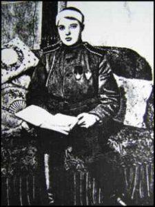 Fyrstinde Eugenie Shakovskaya - Nikolai II.´s kusine... og aktiv krigsflyver!