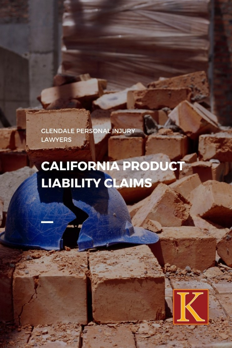 california product liability