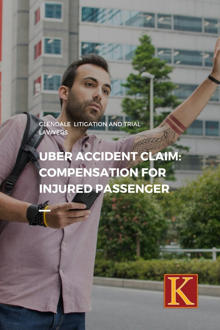 uber accident claim