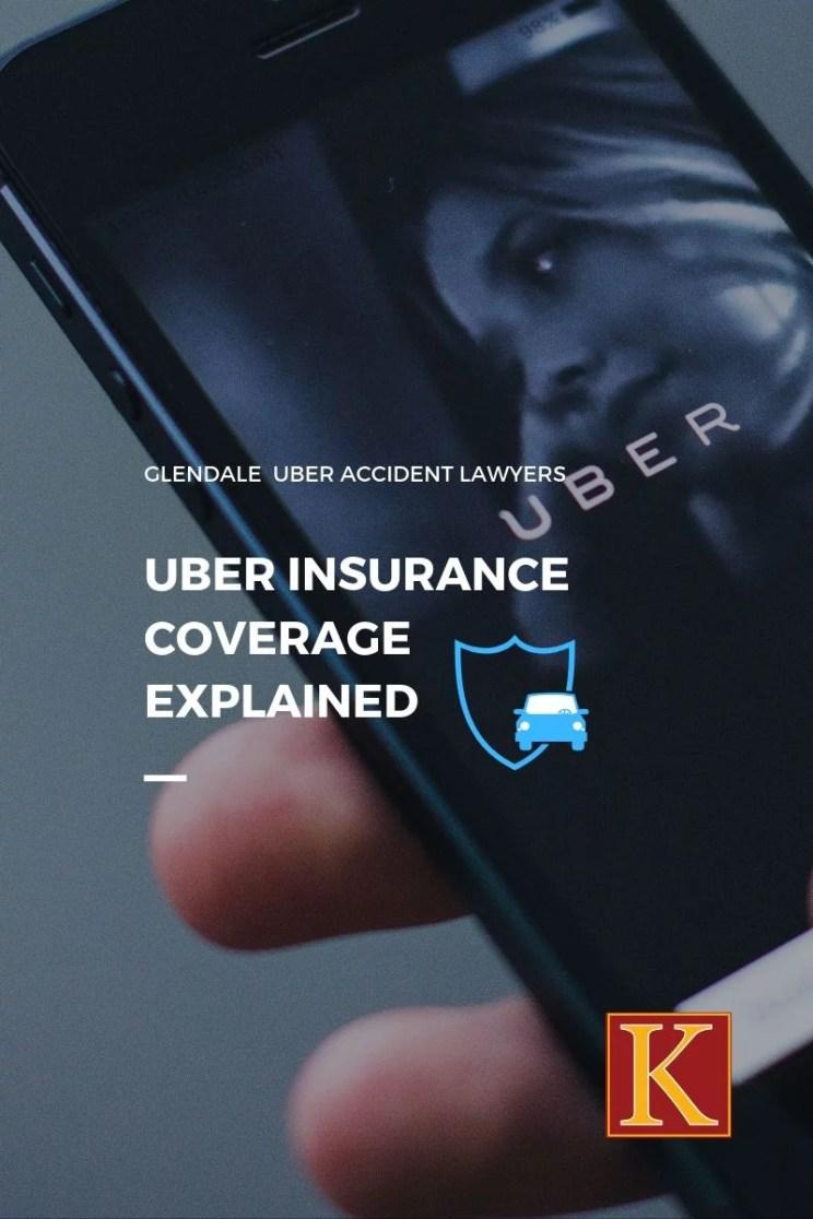 uber insurance california