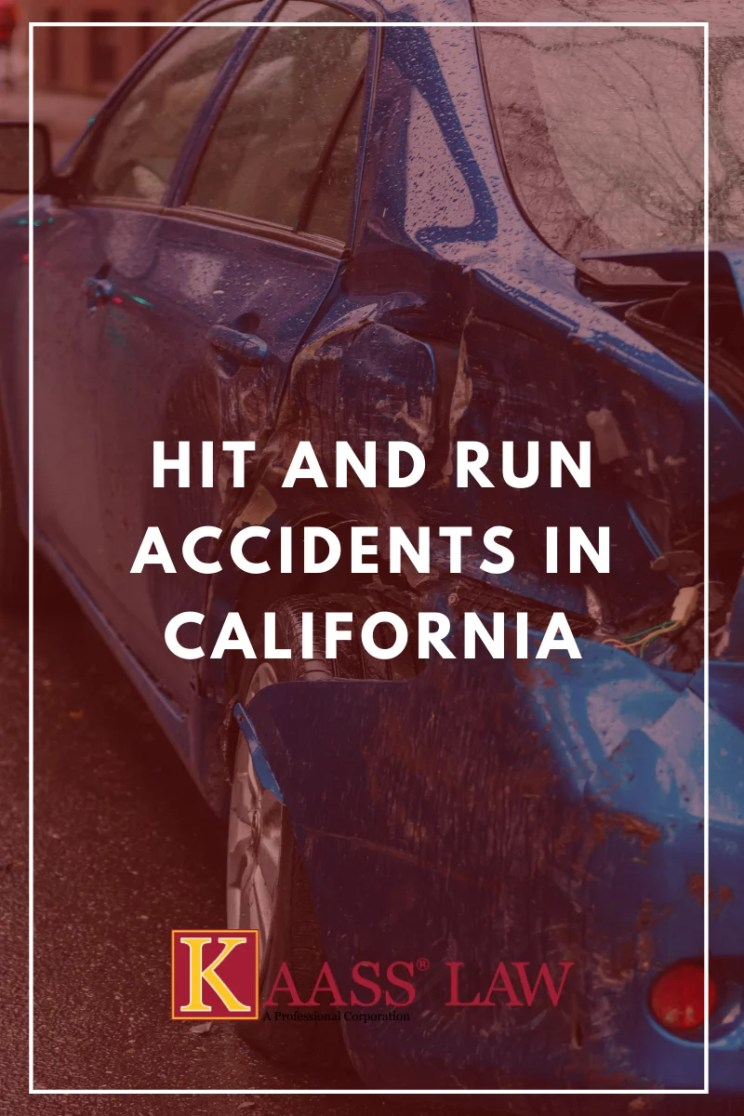 Hit and Run Accidents California