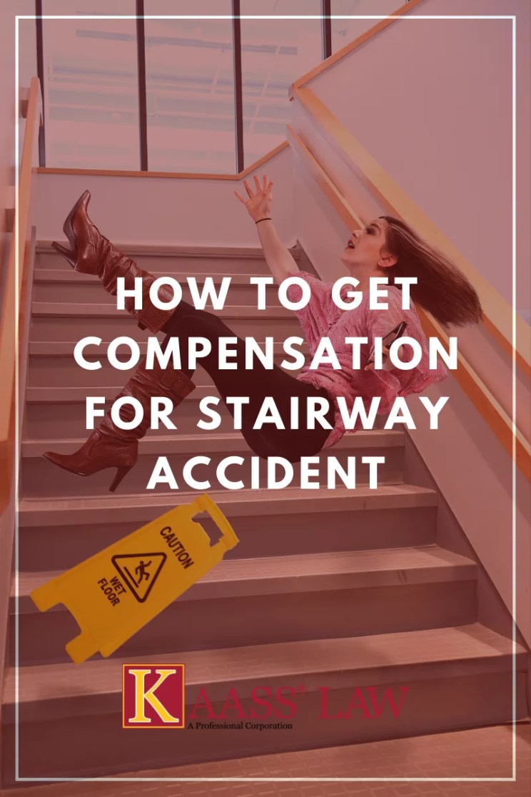 How to Get Compensation for Stairway Accident