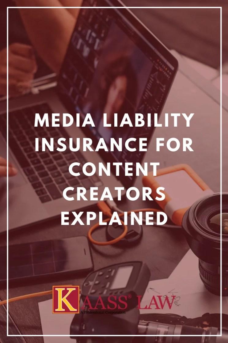 Media Liability Insurance for Content Creators Explained