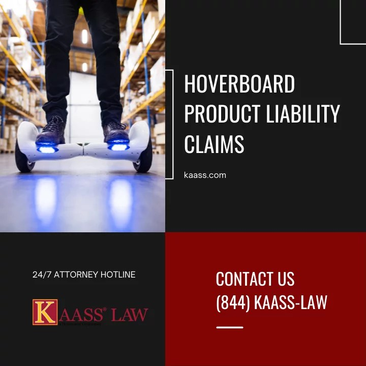 Hoverboard Product Liability Claim