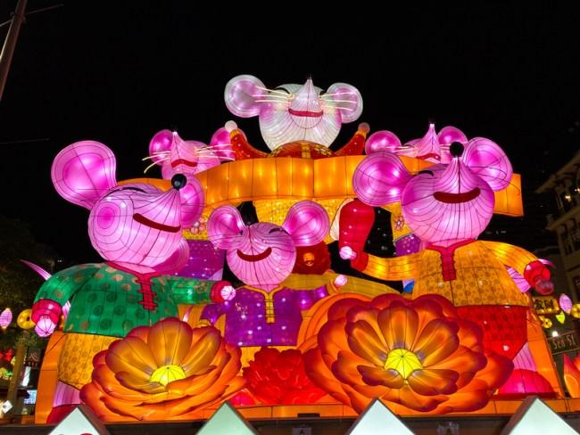 Chinees Nieuwjaar in Singapore