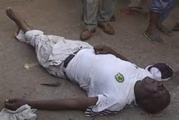 Labé : un corps sans vie retrouvé à Daka dans un conteneur