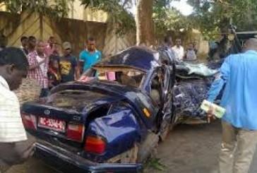 Kankan : Un grave accident fait 3 morts et plusieurs blessés