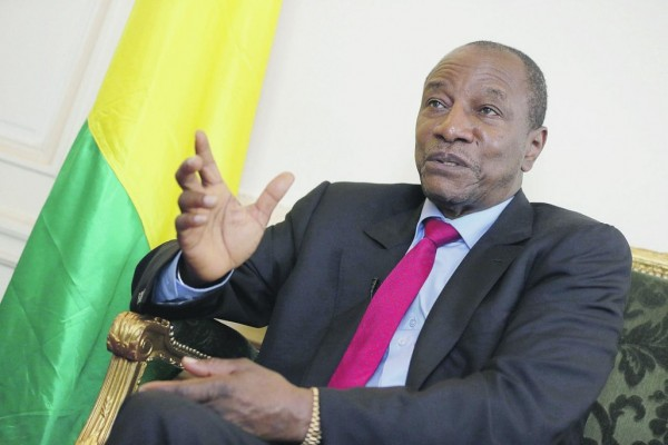 Rundé et fulaso : Alpha Condé pris en flagrant délit !