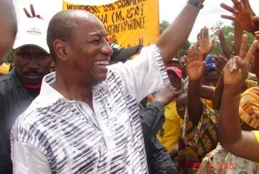 Alpha Condé : « Je suis panafricaniste ! »