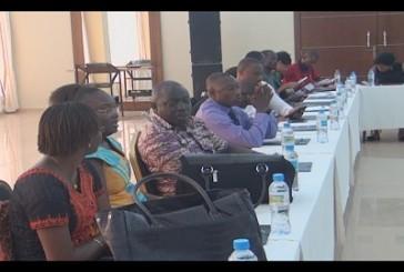 Boké: Restitution des résultats de l'Enquête Connaissance, Aptitude,  Pratique (CAP) en matière de traite et d'immigration illégale