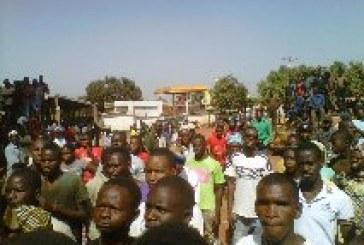 Urgent : les jeunes de Labé menacent de descendre dans les rues.