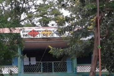 Le député uninominal de Tougué. « La délégation spéciale a été interdite de toute activité politique ».