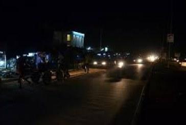 NZEREKORE: La ville plongée dans le noir depuis quelques jours faute de combustible.