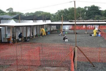 NZEREKORE: La construction du centre de traitement Ebola avance à pas de géant.