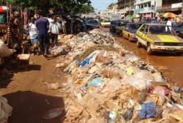 Insalubrité: Vivement la matérialisation des conventions sur l'assainissement au risque de voir l'hivernage rendre Conakry invivable