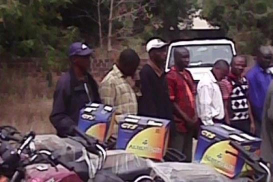 N'ZEREKORE : Les Taxi-motard optent pour l'auto-défense