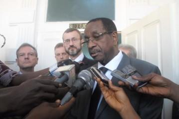 « Les élections auront lieu cette année et elles seront transparentes…..», assure le ministre Alassane Condé