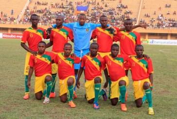 8ème jeux de la francophonie à Abidjan: Le Syli cadet en 1/2 finale