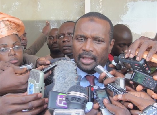 Les griefs d'Aboubacar Sylla sur le budget du Chef de File de l'Opposition