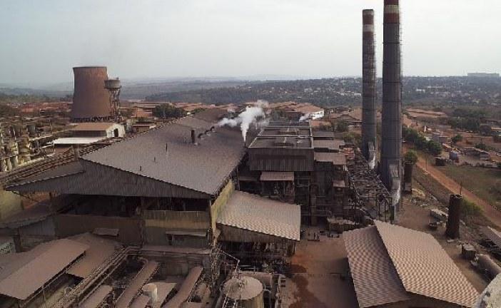 Industrie : comment la Guinée a sauvé l'usine de Fria
