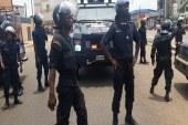 Boké: Ces jeunes, fauteurs des barricades à Bolonthio et à Dabiss seront tous déférés à la prison civile (Colonel de la Sûreté)