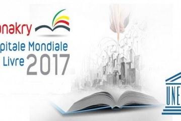 """Conakry désignée """"Capitale mondiale du livre 2017″"""