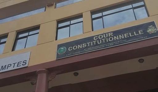 CENI : la cour constitutionnelle refuse la passation de service et désigne un président par intérim