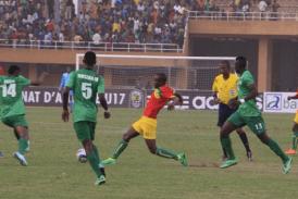 CAN –U 17 : La Guinée concède un nul face au Cameroun